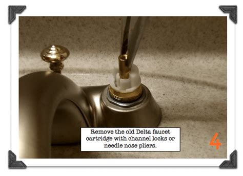 How To Fix Leaking Delta Shower Faucet by Learn How To Fix A Leaky Faucet Delta Bathroom Faucet