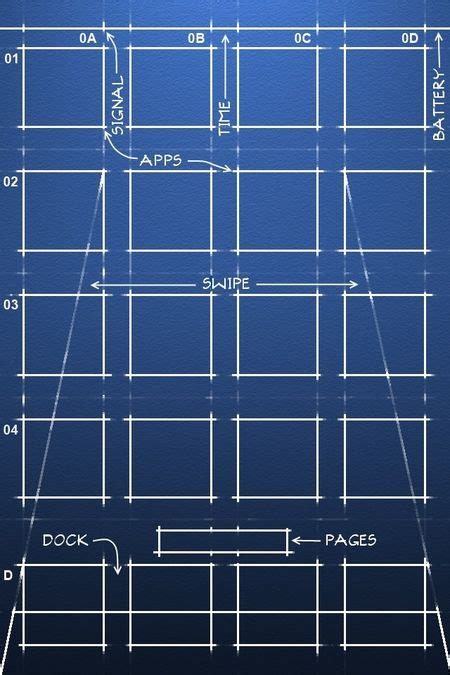 iphone savior iphone blueprint wallpaper   home screen
