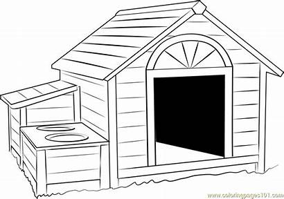Coloring Dog Pages Huge Coloringpages101