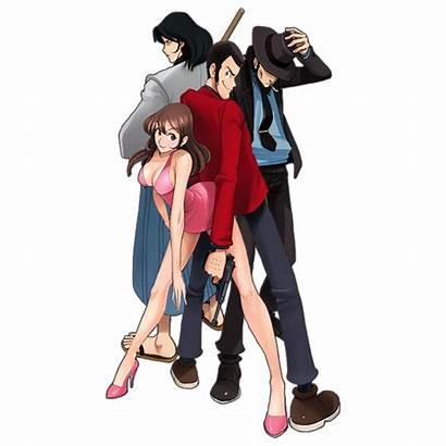 Lupin Iii Fanart Ii Tv Character Series
