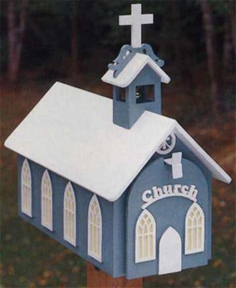 church mailbox project patterns