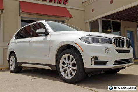 2015 Bmw X5 Xdrive35i Sport Utility 4-door For Sale In