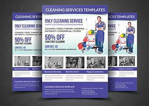 Cleaning Flyer Samples Cleaning Services Flyer Template Flyer Templates