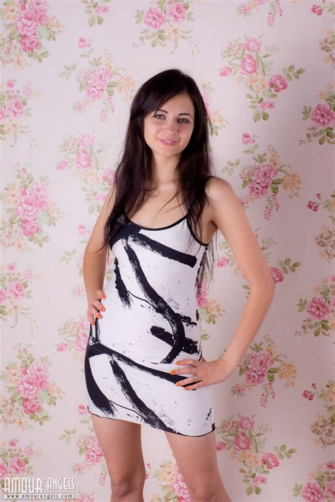 Nice Porn Photos Delectable Teen Sweetie With Groomed