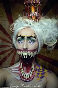 fx makeup artist school joyce spakman 39 s photos reveal makeup artist 39 s