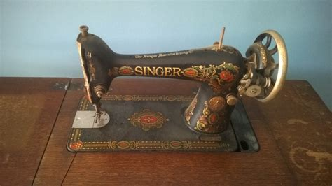 Any Idea What A Singer Sewing Machine Like The One ...