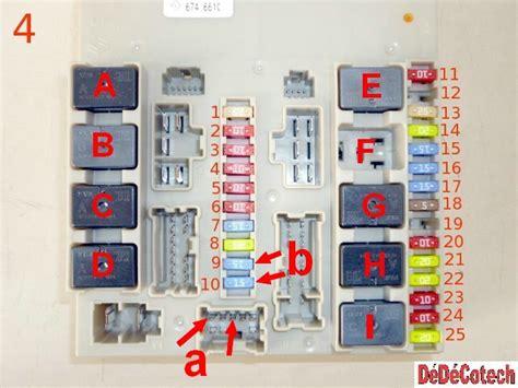 clio iii probleme de fonctionnement sur feux de croisement