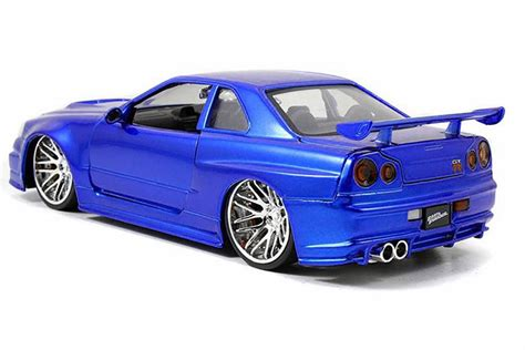 blue nissan skyline fast and furious fast furious brian 39 s nissan skyline gt r candy blue