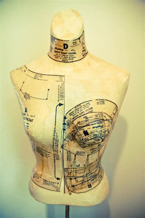 diy dress form  mannequin sewing projects