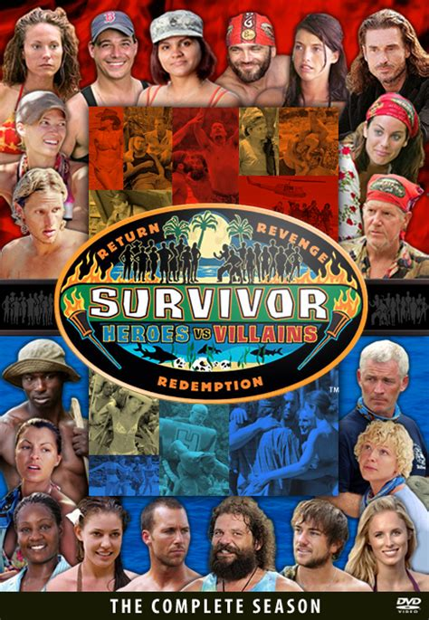 have any of you noticed... : survivor