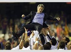 Jose Mourinho The Man Who Cracked the Barcelona Code