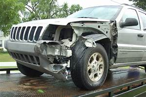 2000 Grand Cherokee Crash Damage Repair