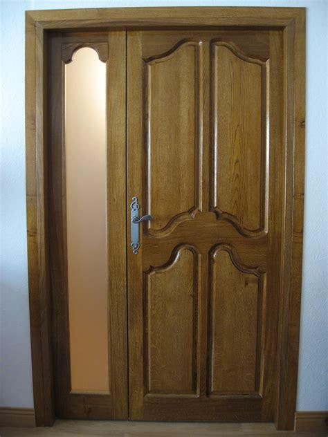 fabrication porte coulissante bois chassis bois vitre sur