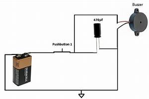 How To Make A Buzzer Produce A Warbling Sound