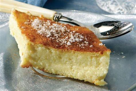 We also have fantastic greek biscuits to try. Milk Pie, Traditional Greek Dessert | Greek recipes, Greek desserts, Desserts