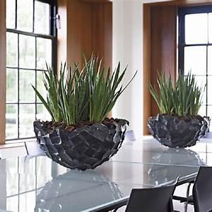 Jardiniere Interieur : jardini re d 39 int rieur ocean bowl jardinchic ~ Melissatoandfro.com Idées de Décoration