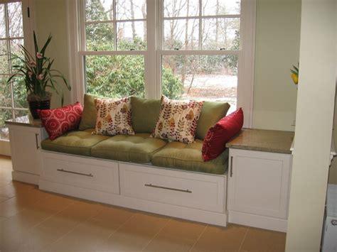 Kitchen Window Seat Ideas by Window Seat