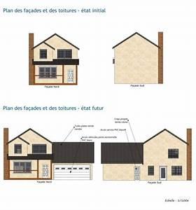 declaration prealable garage realiser correctement la With croquis d une maison 6 declaration prealable aux travaux