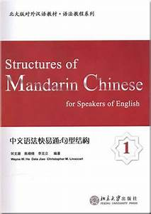 Free Download A Practical Chinese Grammar For Foreigners