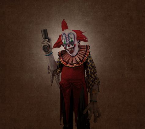 Free Scary Clowns Desktop Wallpapers Wallpapersafari