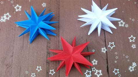 diy christmas craft ideas easy paper stars party