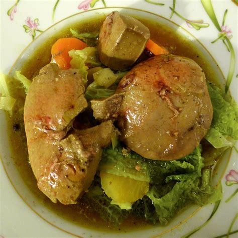 pot au feu de foie gras annelysecuisine fr le site d