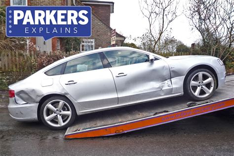 insurance write  parkers