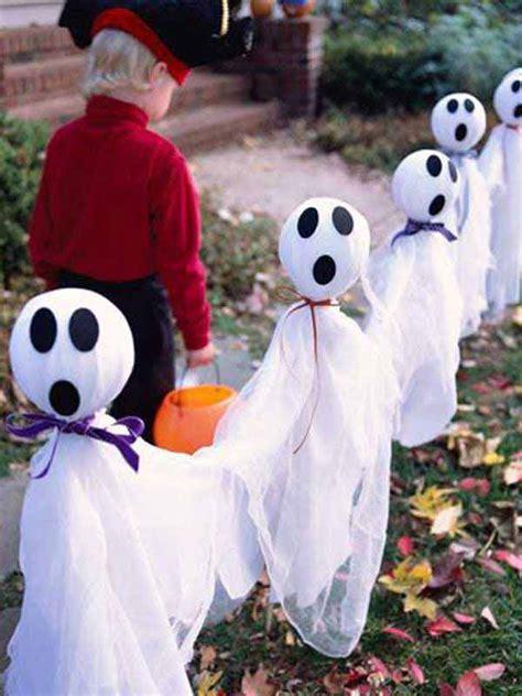 diy ideas    scary halloween decorations