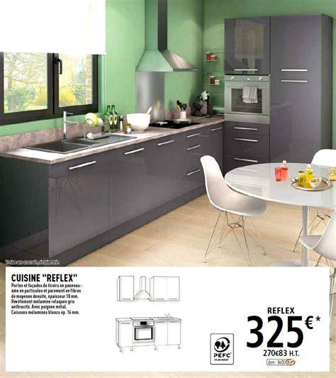 meuble cuisine brico d駱ot cuisine brico depot reflex le des cuisines