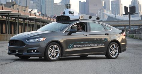 Uber Reportedly Selling Its Self-driving Car Technology To