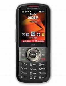 Motorola I418 Specs