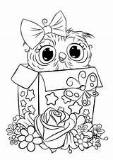 Owl Coloring Tulamama Animal Printable Sheets Printables Cuties sketch template