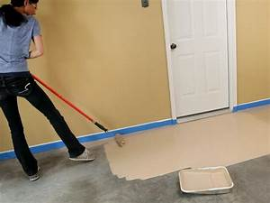 cleaning a garage floor how tos diy With how to clean painted garage floor