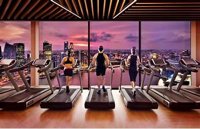 Club Fitness Tree Banyan Hotel Marina Bay