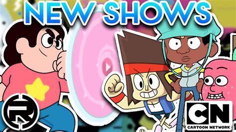 Steven Universe Renewed & New Shows!