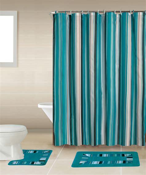 3284 bathroom rug sets geometic helix swirls shower curtain with hooks bathroom