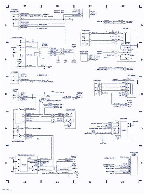 1981 Dodge D150 Wiring Diagram by 1990 Dodge Daytona Wiring Diagram Auto Wiring Diagrams