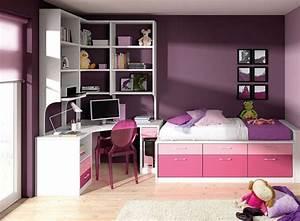 Kinderzimmer Vorhänge Mädchen : limba kinderzimmer m dchen farben lila rosa bett stauraum zimmer pinterest baby ~ Sanjose-hotels-ca.com Haus und Dekorationen