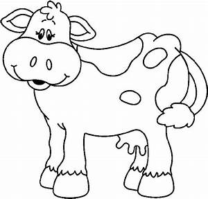 Farm Animals clipart black and white - Pencil and in color ...