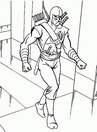 Action Coloring Pages Superhero