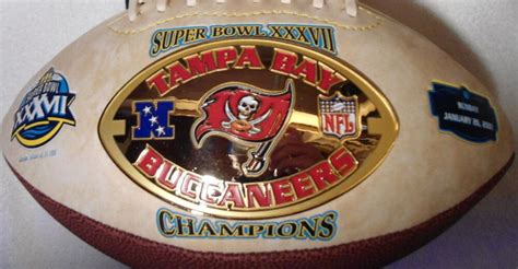 Super Bowl Xxxvii Tampa Bay Buccaneers Football Jan 26