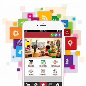 School Mobile Apps Mobile Apps For Schools Mobile Apps