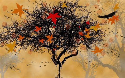 Animated Fall Wallpaper - autumn screen wallpapers wallpaper cave