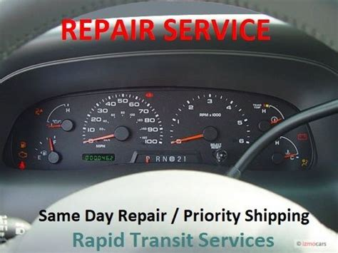 auto manual repair 1987 ford laser instrument cluster 2004 ford f350 speedometer repair 2005 05 ford f250 f350 super duty turbo diesel speedometer