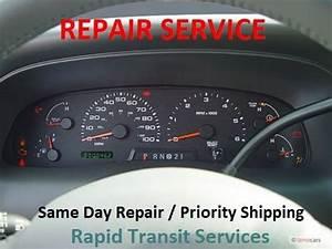 2004 Ford F350 Speedometer Repair