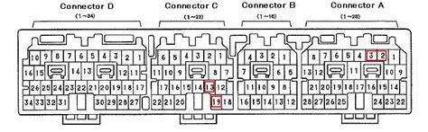 o2 sensor wiring to ecu pls need help clublexus lexus discussion