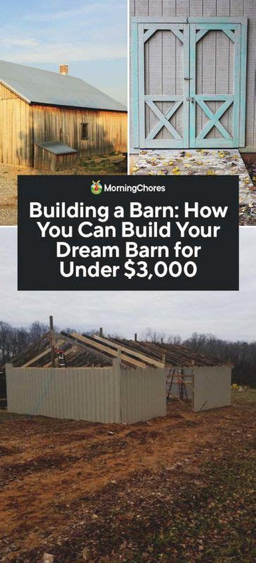 build  barn