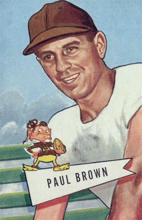 paul brown allenatore wikipedia