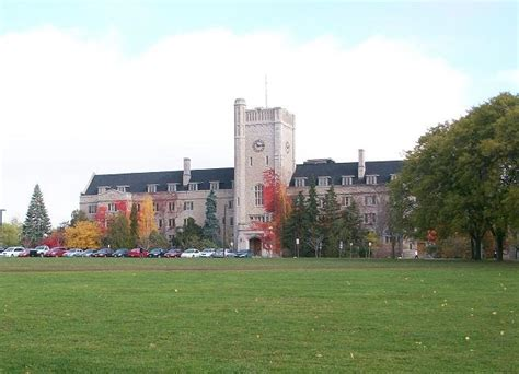 Panoramio  Photo Of Johnson Hall At University Of Guelph