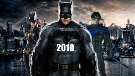 The Year Of The Bat 2019